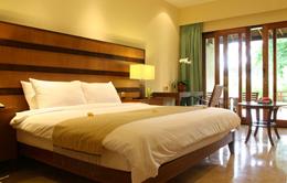 Deluxe Suite of Santosa Villa Lombok