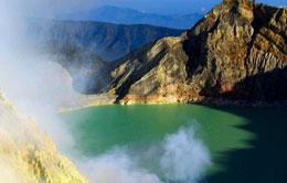 Kawah Ijen East Java