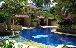 View of Pool Villa Club