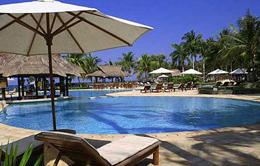 Santosa Villa Lombok Pool