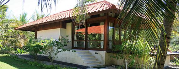 Villa Nautilus Gili Meno