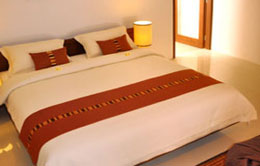 Ananda Villa Bed Room