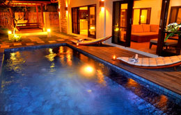 Ananda Villa Swimming Pool