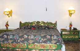 Deluxe Room Puri Bunga