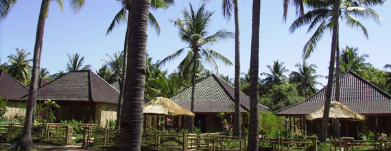 Villa Bulan Madu in Gili Air