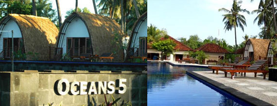 Ocean 5 Dive Resort Gili Air