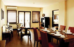 President Suites Room Facilities
